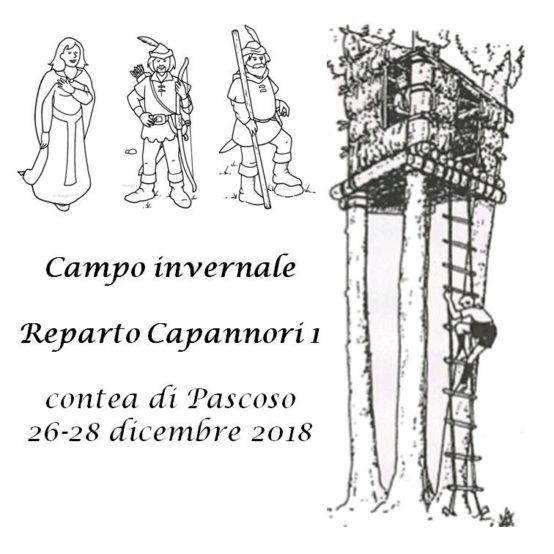 CAMPO INVERNALE di Reparto
